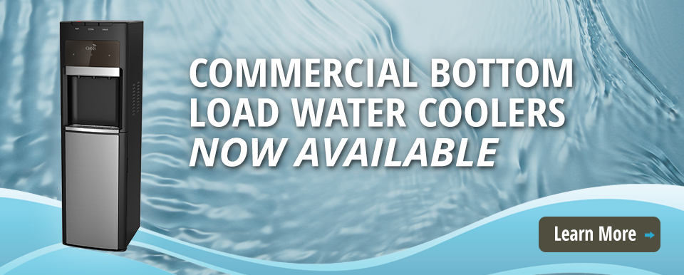 Mirage Commercial Bottom Load Water Coolers